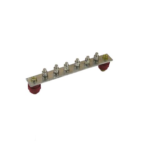 Главная заземляющая шина ГЗШ.02-430.240.6М8-МЛ