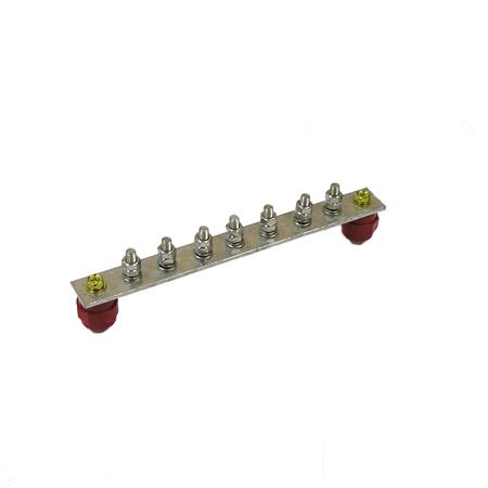 Главная заземляющая шина ГЗШ.02-430.270.7М8-МЛ