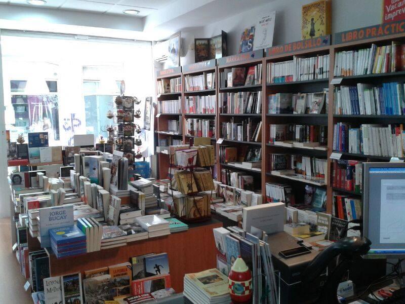 Librería El Mirador