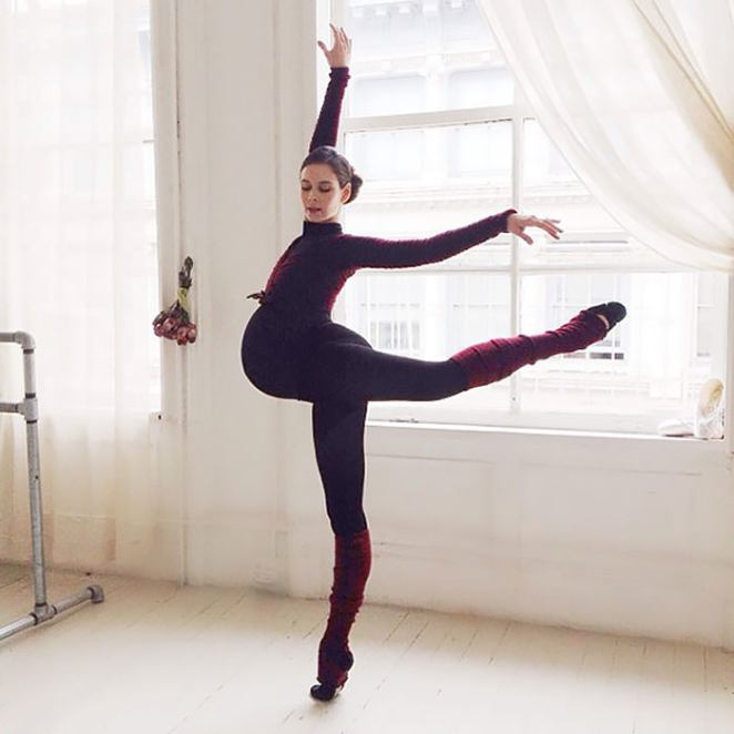 Courage strength powerful ballet photography