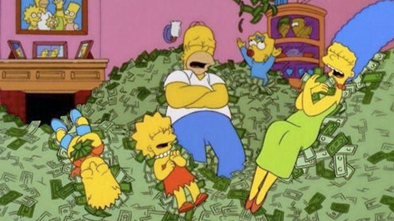 10 teorías bizarras de fans sobre Los Simpsons