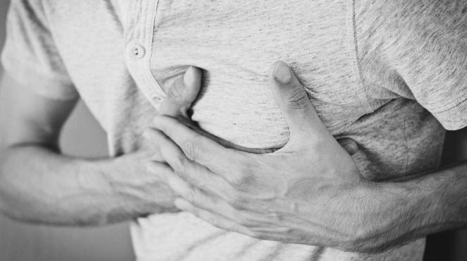 Resultado de imagen para Ritmo cardíaco interrumpido