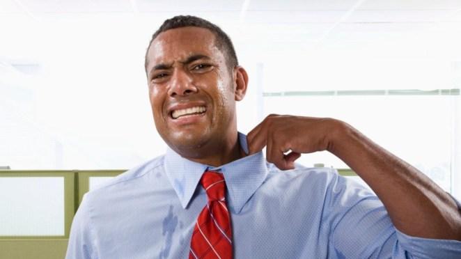 Resultado de imagen para excessive sweating