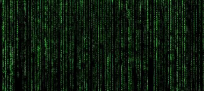 Resultado de imagen para the matrix code