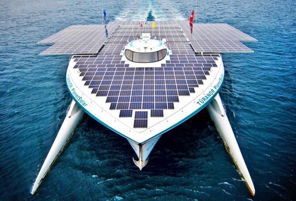 Resultado de imagen para sun powered boats