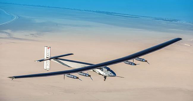Resultado de imagen para solar impulse 2 aircraft