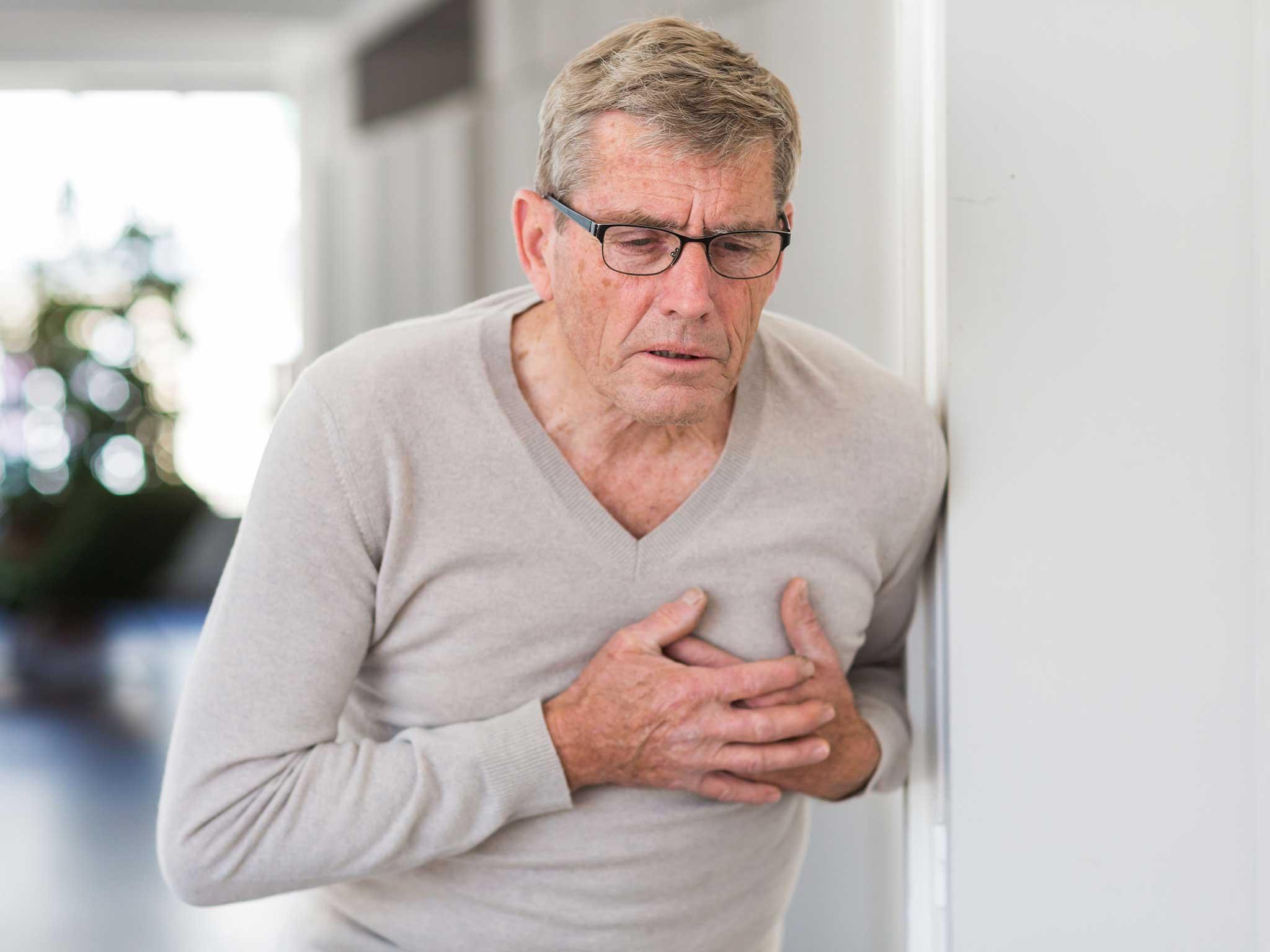 senales de un proximo infarto