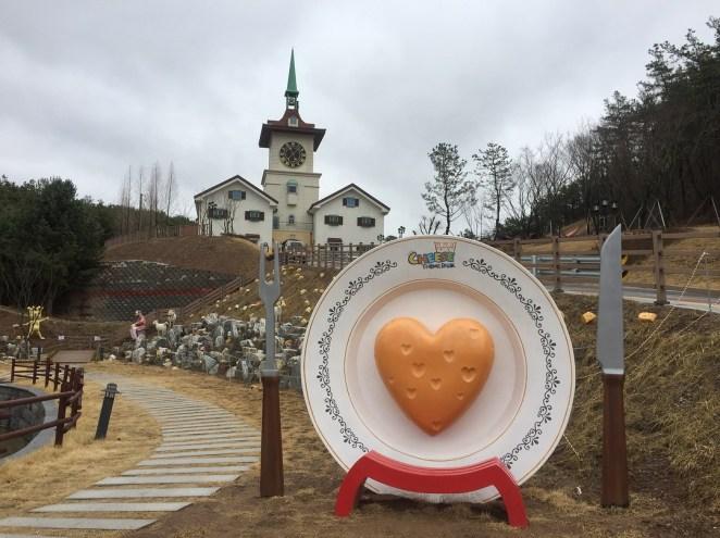 Resultado de imagen para imsil-cheese-theme-park