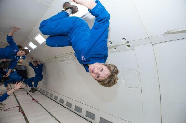 Resultado de imagen para anne mcclain astronaut