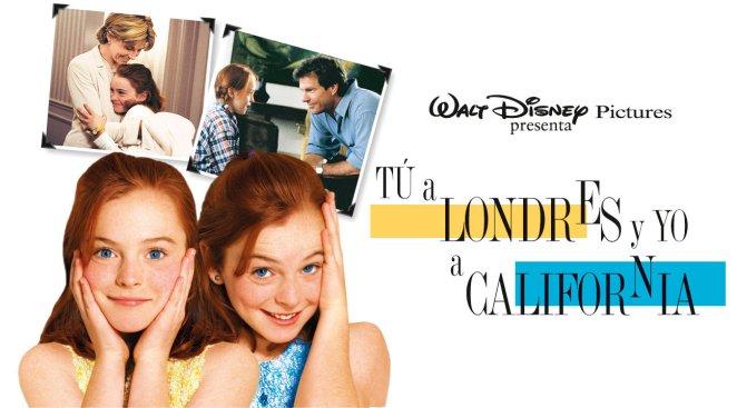 Resultado de imagen para Tú A Londres y Yo A California poster
