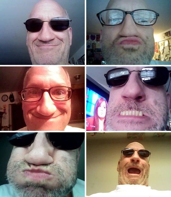 Last Pictures I Found Recently Of My Dad On His Old Tablet