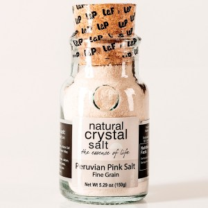 Peruvian Pink Salt Fine Grain