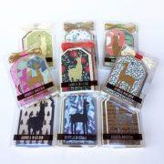 llama gift tags