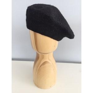 Che beret Alpaca Black