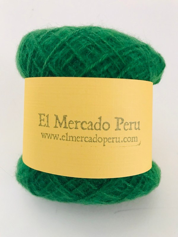 Nazca Baby Alpaca Yarn Irish Meadow Green