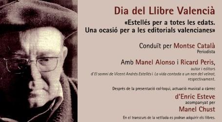 El Dia del Llibre Valencià amb Estellés