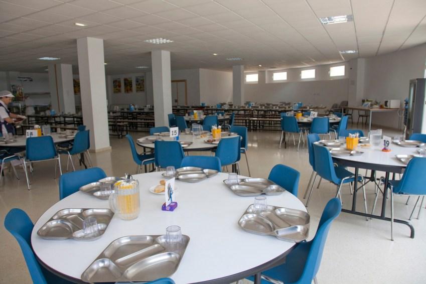 222 ayudas para comedor escolar en Quart de Poblet