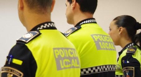 La policía de Xirivella arresta dos personas que habían robado en unas obras