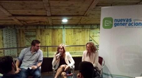 """NNGG Torrent celebra el Foro """"Somos Europa"""" con la Alcaldesa Amparo Folgado y la Eurodiputada Eva Ortiz"""