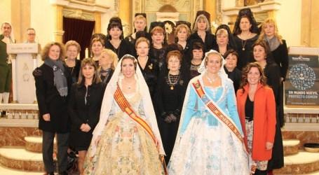 La Falla Santos Patronos de Torrent celebra las fiestas en honor a la Virgen de los Desamparados