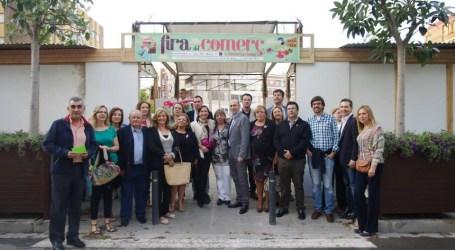 Inaugurada la V Feria del Comercio y Asociaciones de Xirivella