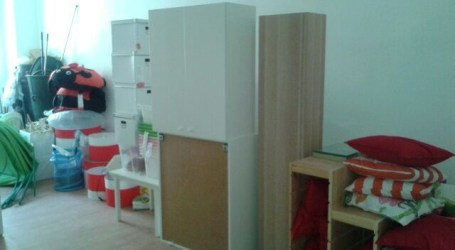 Finalizan las tareas de adecuación de la antigua casa del conserje del CEIP La Fila