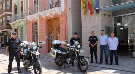 Alfafar tendrá unidad de tráfico motorizada después de verano