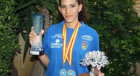Ornella Tosta, del Club de Pescadores de Alaquàs, campeona de España 2014