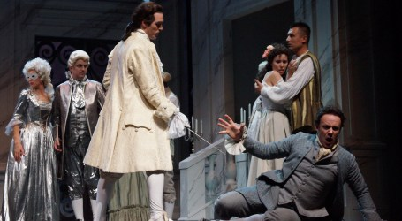 'Don Giovanni' y 'Cyrano de Bergerac', en l'Auditori de Torrent
