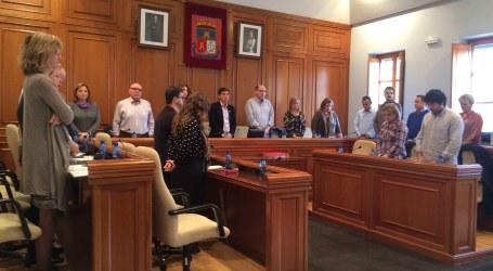 El pleno de Burjassot aprueba por unanimidad la declaración institucional del 25 de noviembre