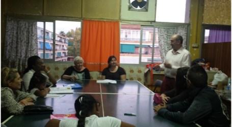 Los talleres de l'Ateneu Popular del Parc de Alfafar llegan al ecuador con buenos resultados