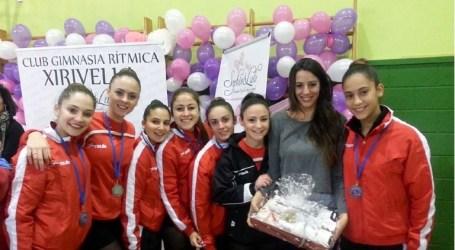 Master Class de Almudena Cid en Xirivella