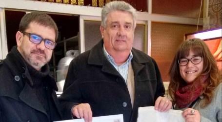 Arriba als forns de Burjassot la campanya 'En valencià està més bo'