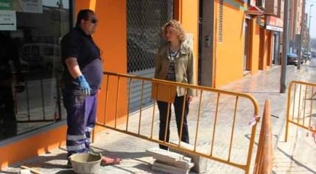 Torrent reurbanizará ahora la calle Camí Reial