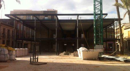 Compromís en Paiporta denuncia la paralización de las obras en el mercado municipal