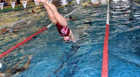 Una nadadora de Aldaia se impone en 5 pruebas del Campeonato de España de Natación Adaptada