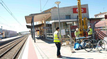 Comienzan las obras de accesibilidad en la estación de Renfe de Catarroja