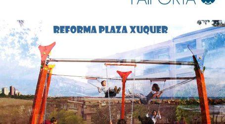 Paiporta disfrutará de la remodelación de la Plaza Xúquer y el Chalet de Català