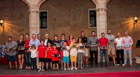 Alaquàs celebra la Gala del Deporte y reconoce la trayectoria de deportistas y clubs