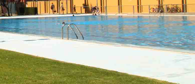 Psoe y comprom s consiguen que la piscina de sedav abra for Piscina alfafar
