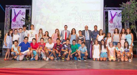 Mislata premia a los mejores deportistas en la Gala del Deporte
