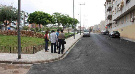 Paterna ha mejorado la accesibilidad del barrio de Bovalar