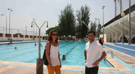 Los viernes de agosto, los menores de 12 años entrarán gratis a las piscinas municipales de Paterna