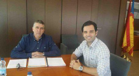 """Sagredo afirma que Paterna """"contará con el apoyo del Consell para modernizar los polígonos industriales"""""""