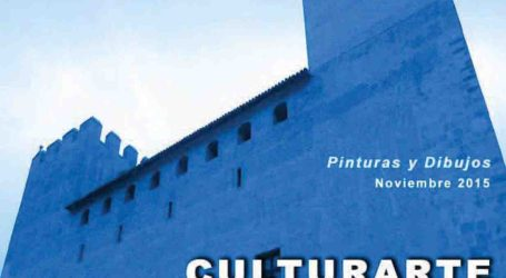 Alaquàs inaugura demà al Castell l'esposició de quadres Culturarte