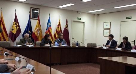 La CHJ se reúne con los municipios firmantes del manifiesto en Defensa del Barranco del Carraixet