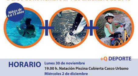 Tres días de actividades deportivas gratuitas para los más pequeños de Paterna