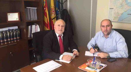 Massamagrell se reúne con la Generalitat para reivindicar inversión para modernizar la administración