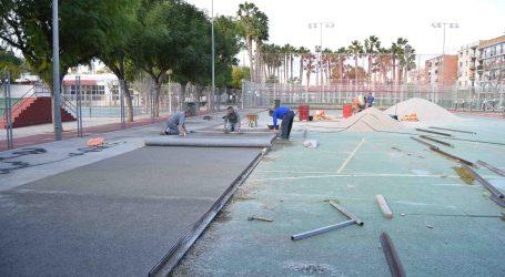Burjassot inicia las obras para mejorar el Polideportivo gracias a los fondos de la Diputación