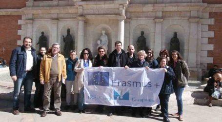 Profesores del IES Clara Campoamor de Alaquàs participan en un encuentro sobre el último proyecto Erasmus+